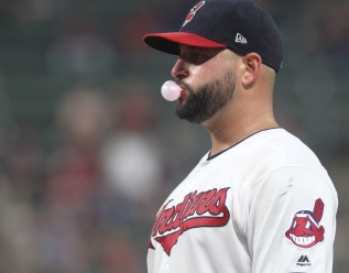 Yonder Alonso bubble